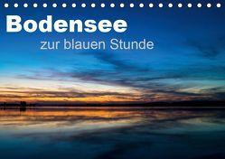 Bodensee zur blauen Stunde (Tischkalender 2019 DIN A5 quer) von Kunze,  Marc