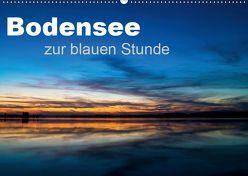 Bodensee zur blauen Stunde (Wandkalender 2019 DIN A2 quer) von Kunze,  Marc