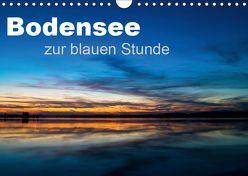 Bodensee zur blauen Stunde (Wandkalender 2019 DIN A4 quer) von Kunze,  Marc