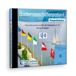 Bodenseeschifferpatent BSP 2014 mit Audio von Frey,  Manuel, Sautner,  Alex