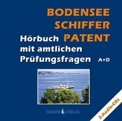 Bodenseeschifferpatent von Singer,  Rudi