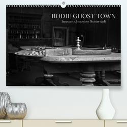 Bodie Ghost Town (Premium, hochwertiger DIN A2 Wandkalender 2021, Kunstdruck in Hochglanz) von und Udo Klinkel,  Ellen