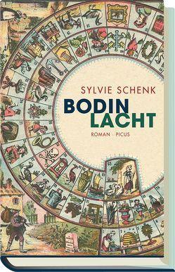 Bodin lacht von Schenk,  Sylvie