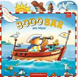 Bodo Bär am Meer von Bieber,  Hartmut