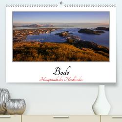 Bodø – Hauptstadt des Nordlandes / 2020 (Premium, hochwertiger DIN A2 Wandkalender 2020, Kunstdruck in Hochglanz) von Wenk,  Marcel