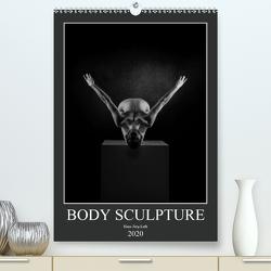 BODY SCULPTURE (Premium, hochwertiger DIN A2 Wandkalender 2020, Kunstdruck in Hochglanz) von Jörg Leth,  Hans