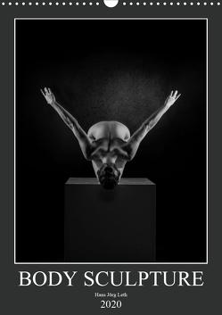 BODY SCULPTURE (Wandkalender 2020 DIN A3 hoch) von Jörg Leth,  Hans