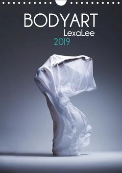 Bodyart Lexa-Lee (Wandkalender 2019 DIN A4 hoch) von Brand,  Axel, Lexa-Lee