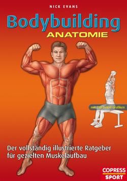 Bodybuilding Anatomie von Evans,  Nick