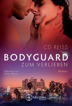 Bodyguard zum Verlieben von Althans,  Antje, Reiss,  CD
