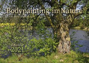 Bodypainting in Nature 2021 von Düsterwald,  Jörg