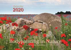Bodypainting in Nature – Kalender 2020 von Düsterwald,  Jörg