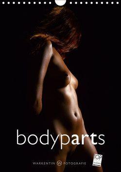 bodyparts (Wandkalender 2019 DIN A4 hoch) von H. Warkentin,  Karl