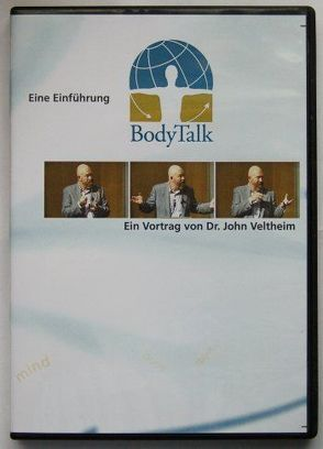 BodyTalk – Eine Einführung von Schembri-Heitmann,  Claudia, Veltheim,  John