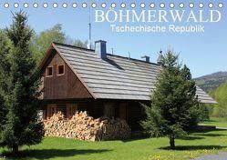 BÖHMERWALD, Tschechische Republik (Tischkalender 2019 DIN A5 quer) von Matheisl,  Willy