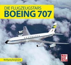 Boeing 707 von Borgmann,  Wolfgang