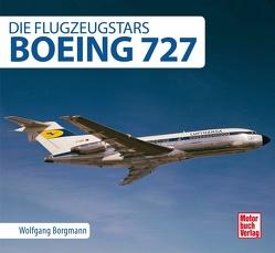 Boeing 727 von Borgmann,  Wolfgang