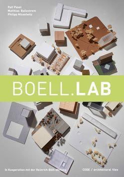 BOELL.LAB von Ballestrem,  Matthias, Misselwitz,  Philipp, Pasel,  Ralf