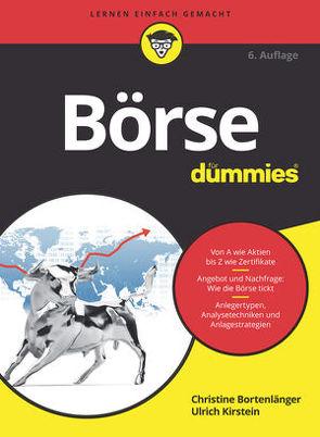 Börse für Dummies von Bortenlänger,  Christine, Kirstein,  Ulrich