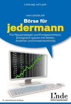 Börse für jedermann von Geißler,  Max