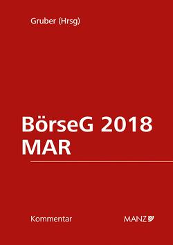 BörseG 2018/MAR von Gruber,  Michael