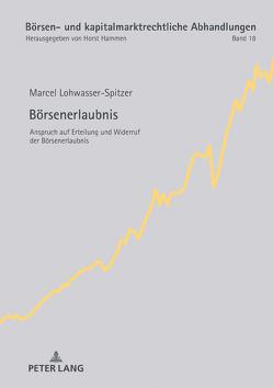 Börsenerlaubnis von Lohwasser-Spitzer,  Marcel