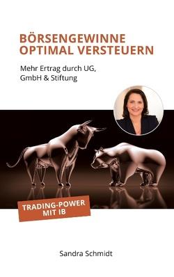 Börsengewinne optimal versteuern von Schmidt,  Sandra