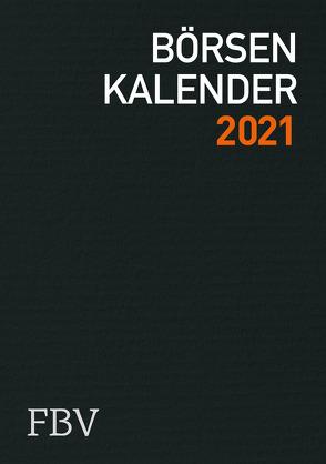 Börsenkalender 2021 von Meissner,  Dirk, Speck,  Dimitri