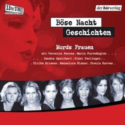 Böse-Nacht-Geschichten/Mords-Frauen von Hohlbein,  Wolfgang, Perlinger,  Sissi