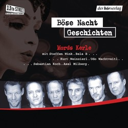 Böse-Nacht-Geschichten/Mords-Kerle von B.,  Bela, Giovinazzo,  Buddy