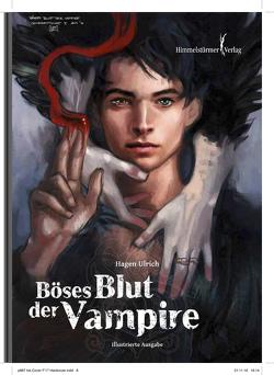 Böses Blut der Vampire von Hagen,  Ulrich, Martin,  Knipp