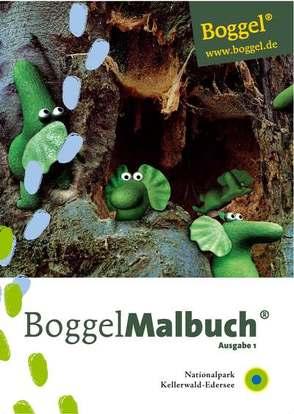 BoggelMalbuch von Cognitio Verlag