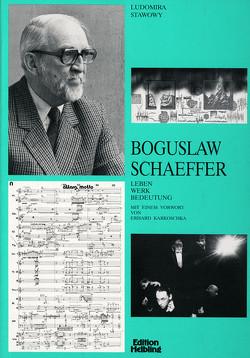 Boguslaw Schaeffer von Karkoschka,  Erhard, Kortus,  Barbara, Stawowy,  Ludomira