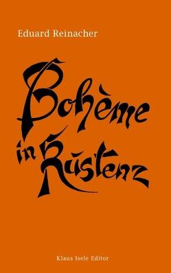 Bohème in Kustenz von Reinacher,  Eduard