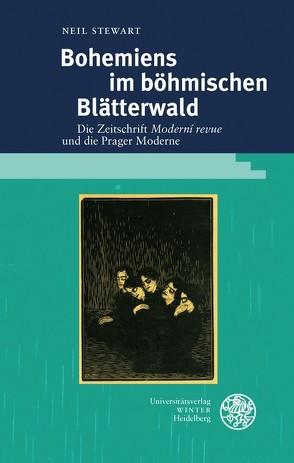 Bohemiens im böhmischen Blätterwald von Stewart,  Neil