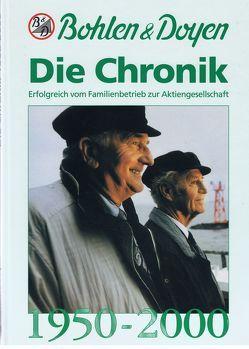Bohlen & Doyen – Die Chronik 1950 – 2000 von Doyen,  Heinrich