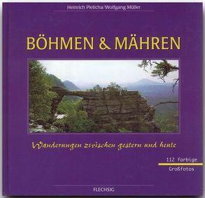 Böhmen und Mähren von Müller,  Wolfgang, Pleticha,  Heinrich