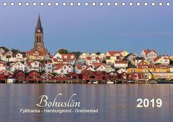 Bohuslän Fjällbacka – Hamburgsund – Grebbestad 2019 (Tischkalender 2019 DIN A5 quer) von Kolfenbach,  Klaus