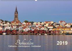 Bohuslän Fjällbacka – Hamburgsund – Grebbestad 2019 (Wandkalender 2019 DIN A2 quer) von Kolfenbach,  Klaus