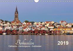 Bohuslän Fjällbacka – Hamburgsund – Grebbestad 2019 (Wandkalender 2019 DIN A4 quer) von Kolfenbach,  Klaus