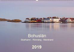 Bohuslän. Skärhamn – Rönnäng – Marstrand (Wandkalender 2019 DIN A2 quer) von Kolfenbach,  Klaus