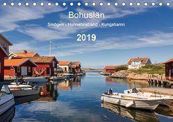 Bohuslän. Smögen – Hunnebostrand – Kungshamn (Tischkalender 2019 DIN A5 quer) von Kolfenbach,  Klaus