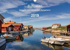 Bohuslän. Smögen – Hunnebostrand – Kungshamn (Wandkalender 2019 DIN A3 quer) von Kolfenbach,  Klaus