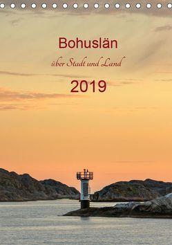 Bohuslän – über Stadt und Land (Tischkalender 2019 DIN A5 hoch) von Kolfenbach,  Klaus