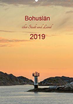 Bohuslän – über Stadt und Land (Wandkalender 2019 DIN A2 hoch) von Kolfenbach,  Klaus