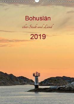 Bohuslän – über Stadt und Land (Wandkalender 2019 DIN A3 hoch) von Kolfenbach,  Klaus