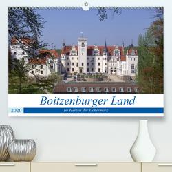 Boitzenburger Land – Im Herzen der Uckermark (Premium, hochwertiger DIN A2 Wandkalender 2020, Kunstdruck in Hochglanz) von Mellentin,  Andreas