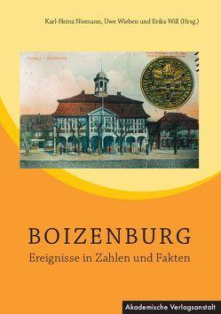 Boizenburg von Niemann,  Karl-Heinz, Wieben,  Uwe, Will,  Erika