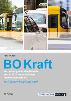 BOKraft mit Erläuterungen von Kraemer,  Horst