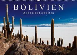 "Bolivien Andenlandschaften ""CH-Version"" (Wandkalender 2019 DIN A2 quer) von Ritterbach,  Jürgen"
